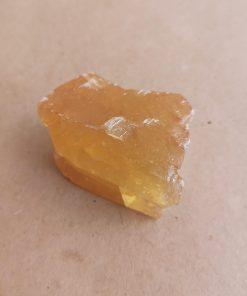Gele Edelsteen rust