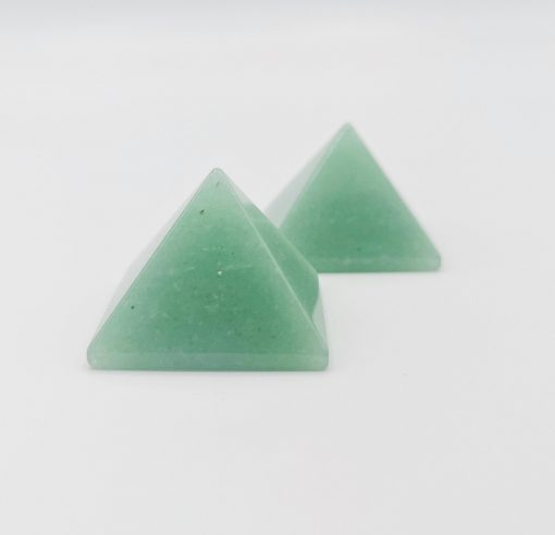 Aventurijn Piramide