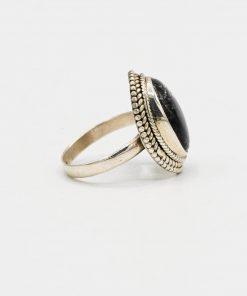 Toermalijn Kwarts Ring