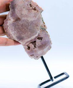 Roze Amethist Slab Standaard 240gr (30)