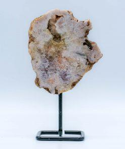 Roze Amethist Slab Standaard 286gr (41)