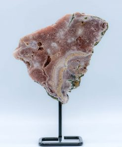 Roze Amethist Slab Standaard 363gr (44)