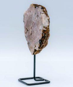Roze Amethist Slab Standaard 143gr (4)